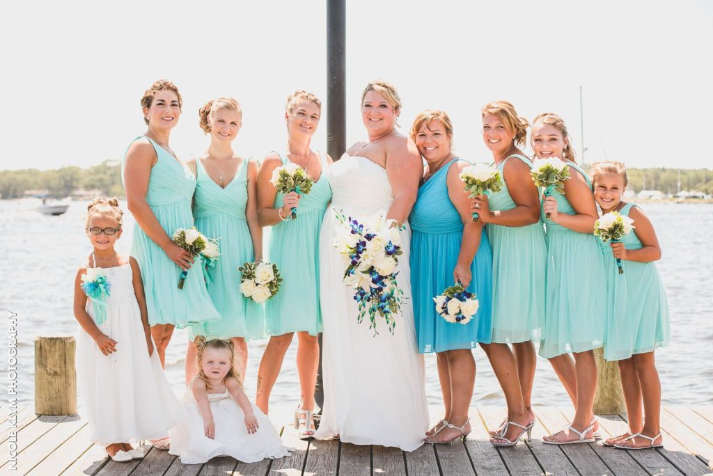 Beautiful Jersey Shore Wedding Ideas